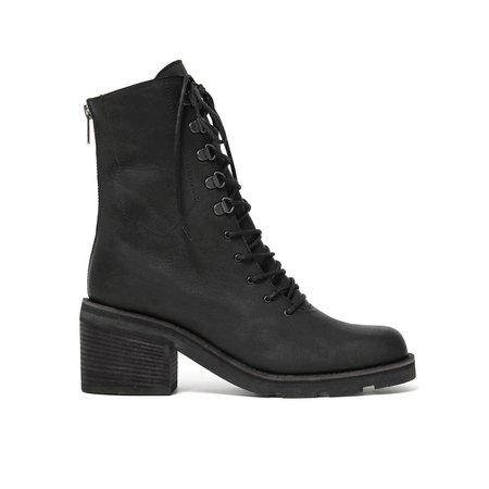 LD Tuttle The Below Lug Boots - Black