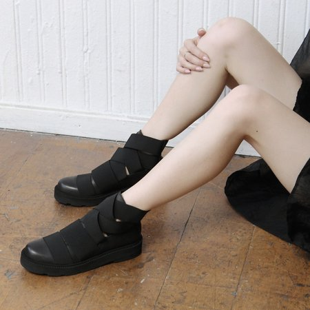 LD Tuttle The Crush Boot - Black