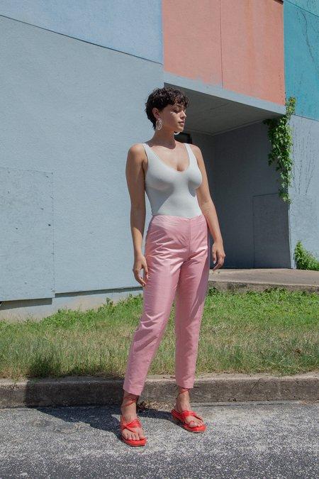 Vintage Olive Louise Pant - Pink