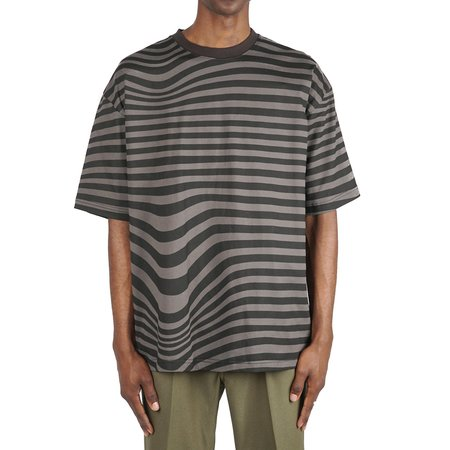 BABYLON LA STRIPES TEE