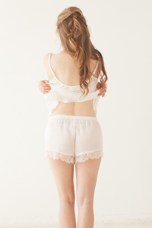 Salua Atelier  Birdies Shorts