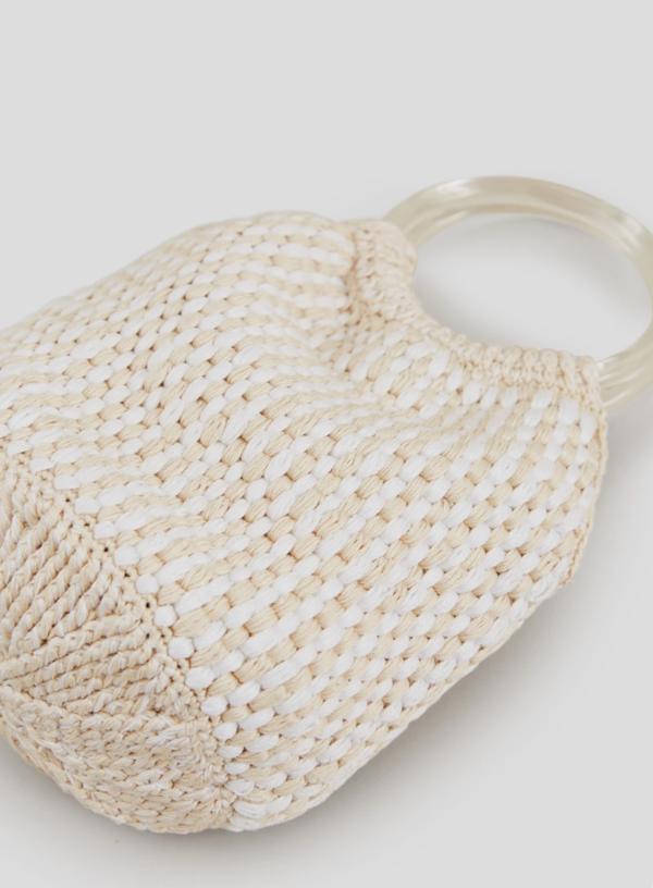 Rachel Comey Praia Bag - Cream/Ivory