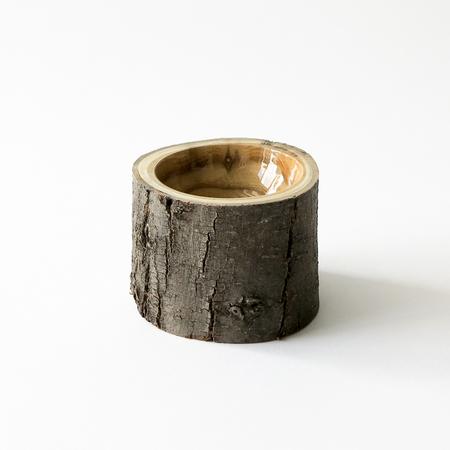 Loyal Loot Log Bowl Size 4 - Natural