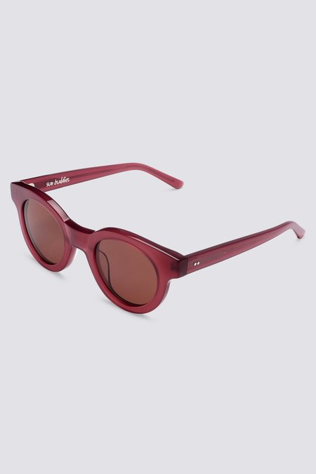 Sun Buddies Acetate Edie eyewear - Blood Moon