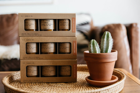 P.F. Candle Co. Essentials Triple gift set