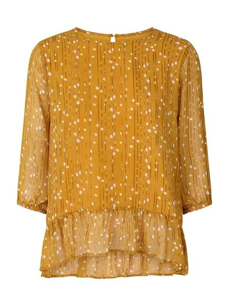 Lolly's Laundry Jenny Blouse - Mustard