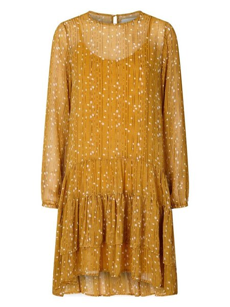 Lolly's Laundry Piper Dress - Mustard