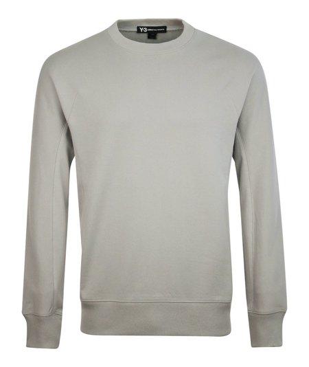 Adidas Y-3 Classic Crew Sweater - Grey