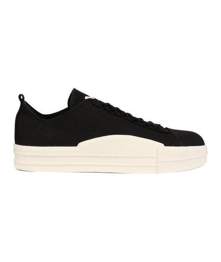 Adidas Y-3 Yuben Low Canvas Sneaker - Black