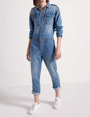 Current/Elliott The Crew Coverall - Solstice Roll