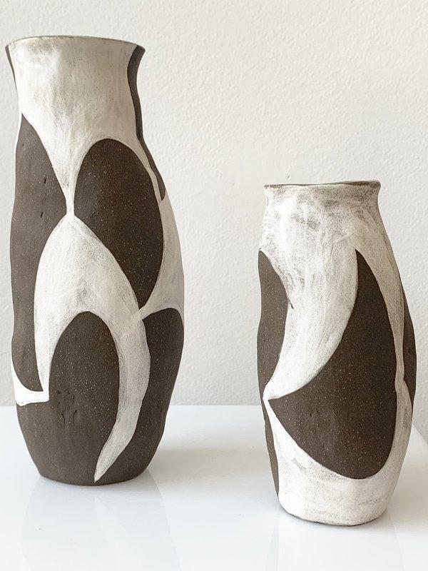 Jessica Hans Harlequin Vases