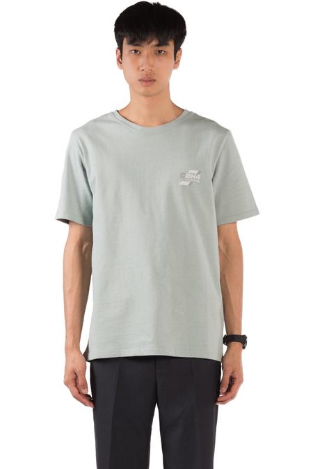 C2H4 Company Logo T-shirt - Misty Green