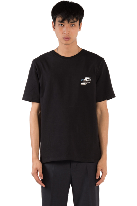 C2H4 Company Logo T-shirt - Slate Grey