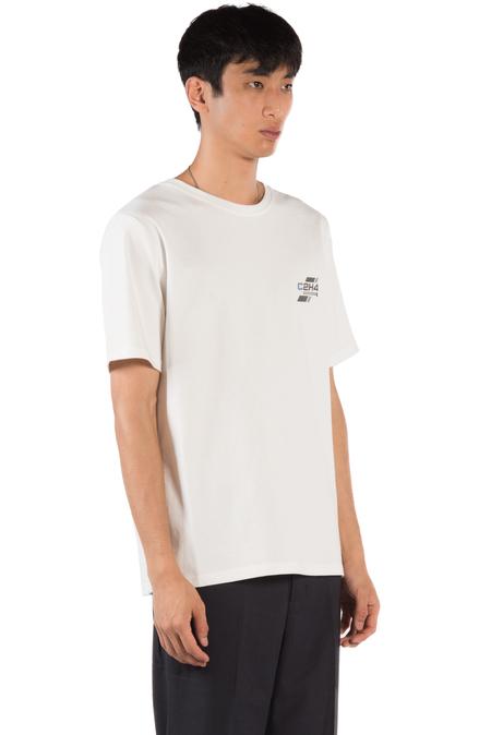 C2H4 Company Logo T-shirt - Light Grey