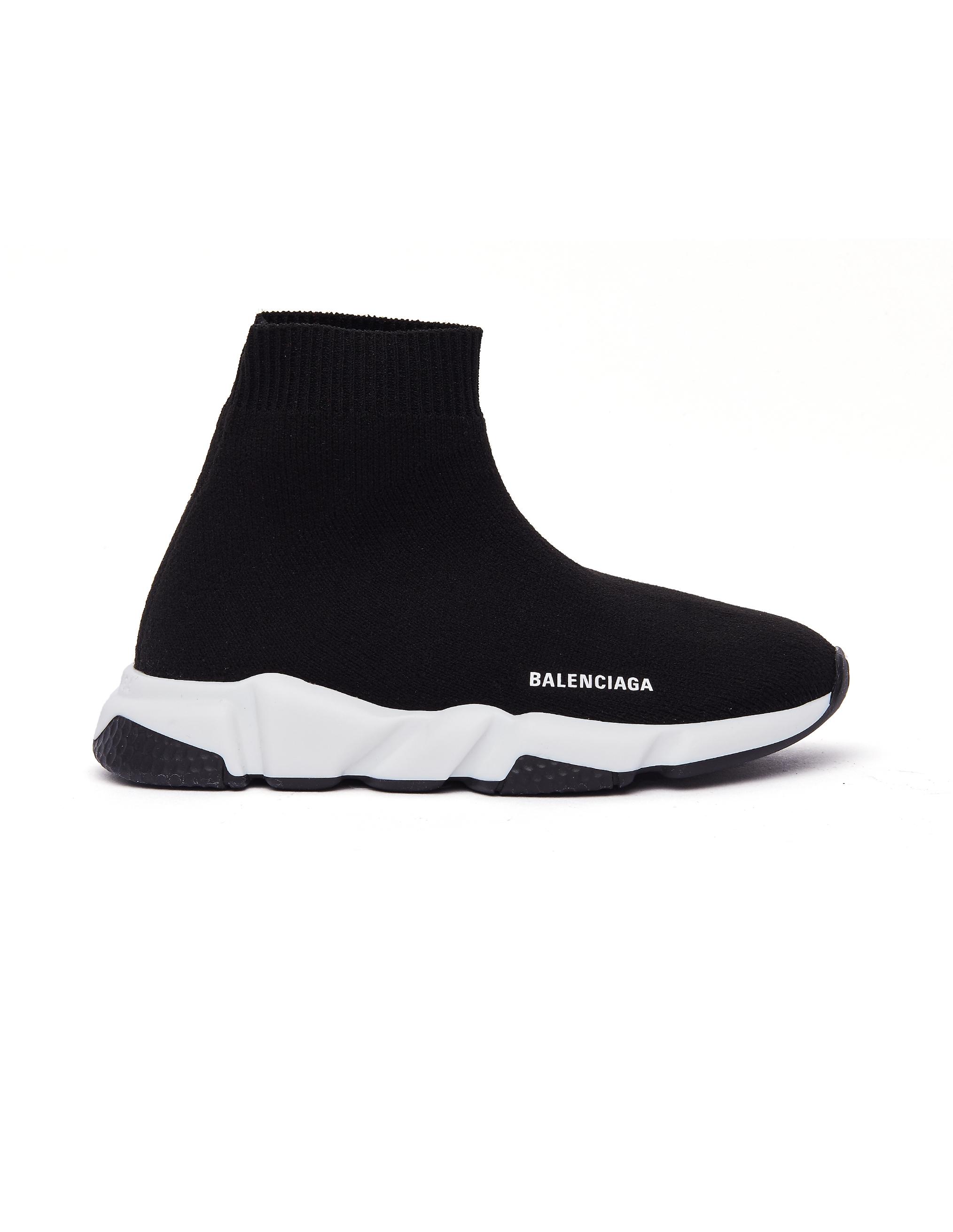 Balenciaga Kids Speed Trainer Sneakers
