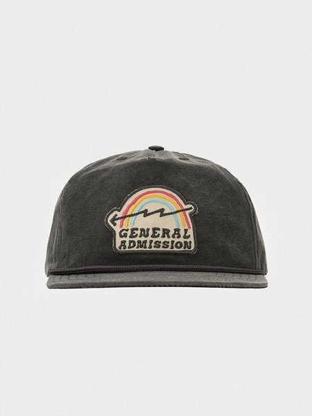 GENERAL ADMISSION Elders Hat - Black