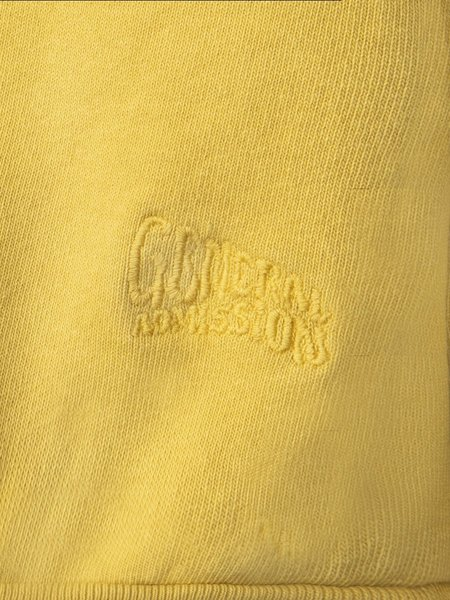 UNISEX GENERAL ADMISSION Sunset Crewneck - Mustard