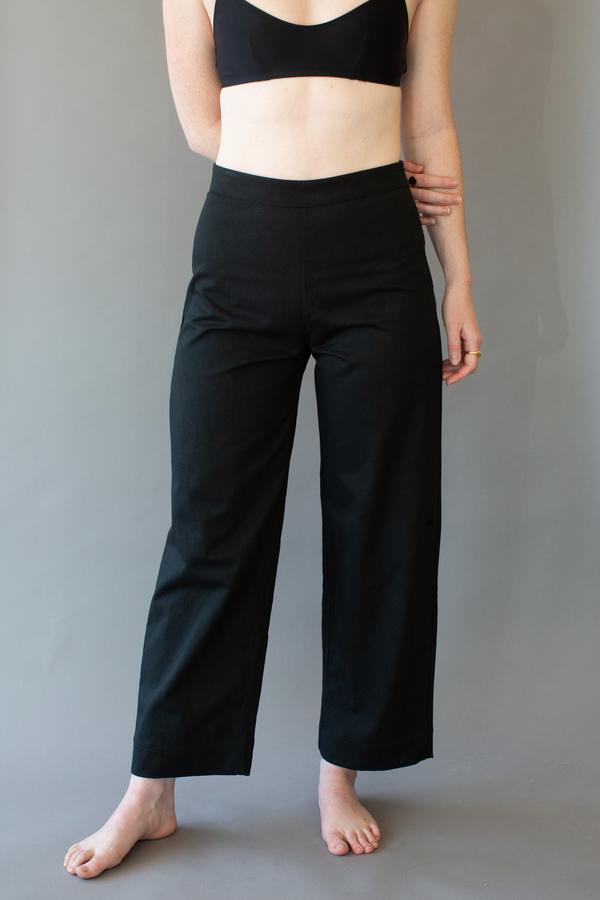 Ali Golden Side Zip Pant