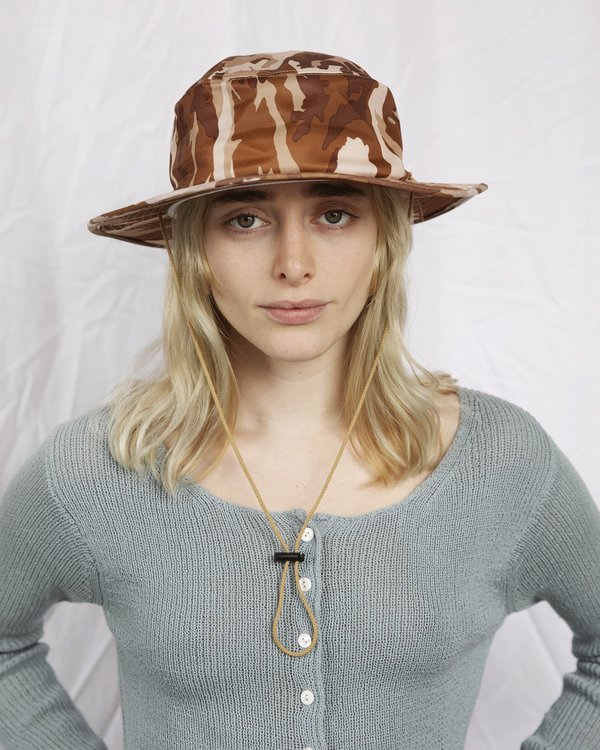 Clyde Water Resistant Trail Hat