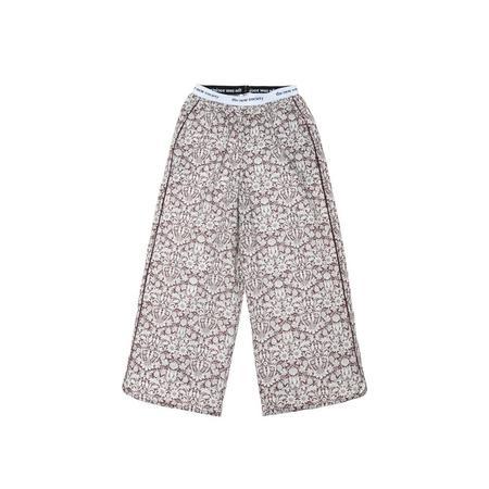 Kids The New Society Eduard Pajama Pant - Mortimer Plum