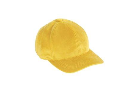 Clyde Microsuede Ballcap - Goldenrod