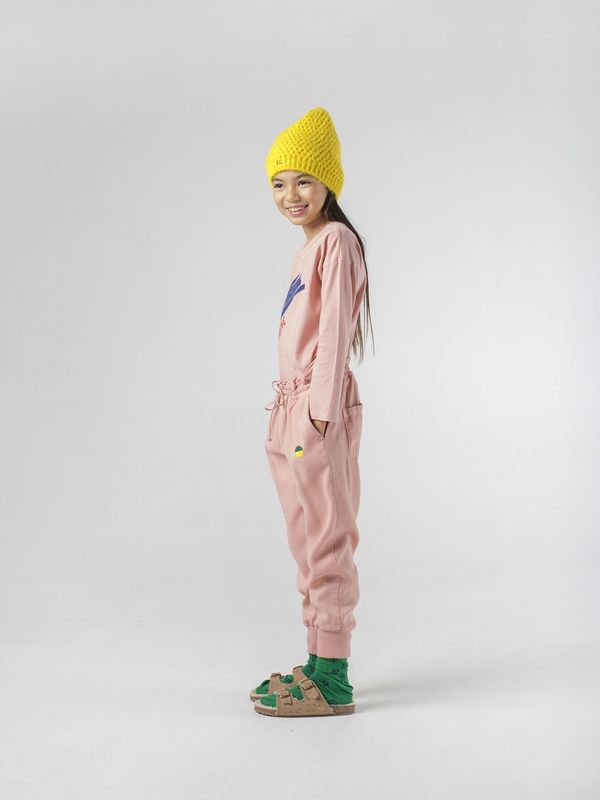 Kids Bobo Choses Night and Day Baggy Pants - Mellow Rose