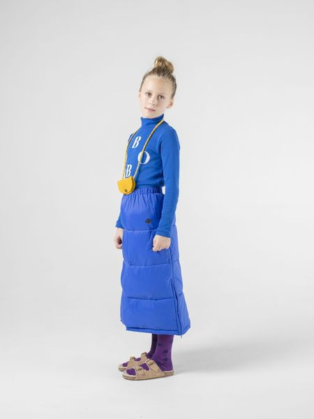 Kids Bobo Choses Saturn Padded Skirt - Blue