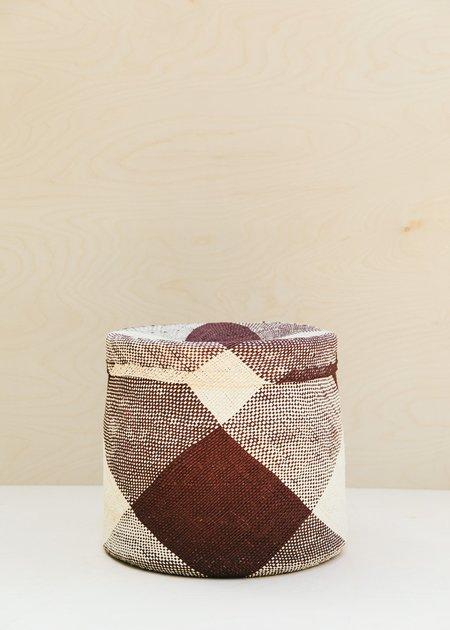 Territory Japa Basket Large - Chestnut