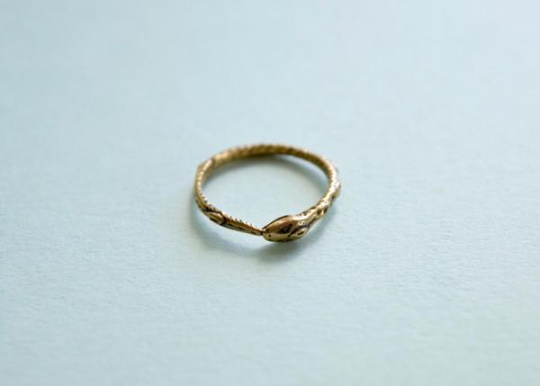 Almanac For June: Ouroboros Ring | Garmentory