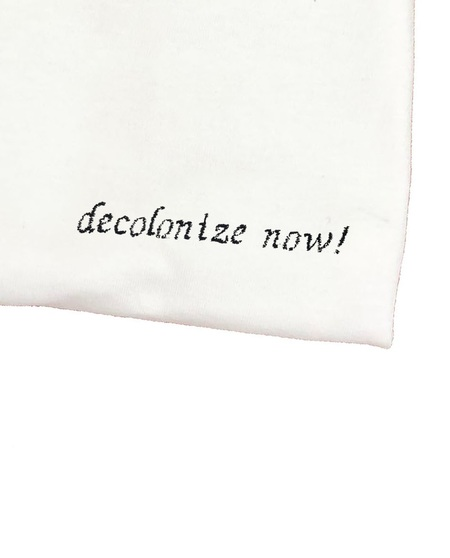 Unisex House of 950 decolonize now! tee shirt