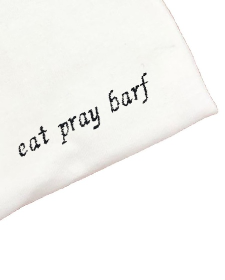 Unisex House of 950 eat pray barf tee shirt