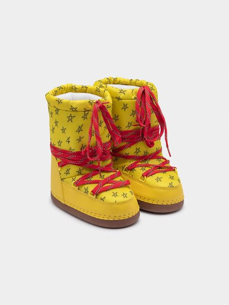 Kids Bobo Choses Cosmo Boots - Yellow