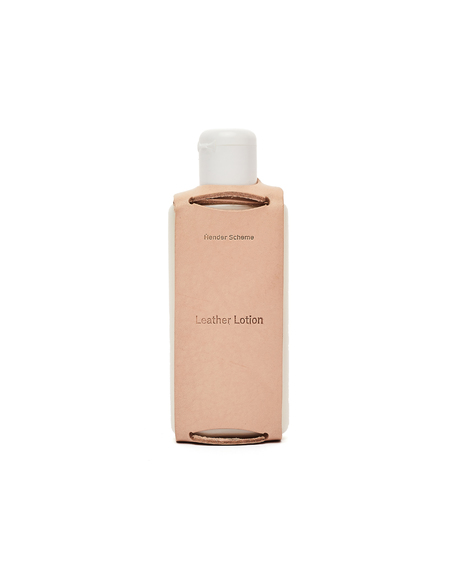 Hender Scheme Leather Lotion - Beige