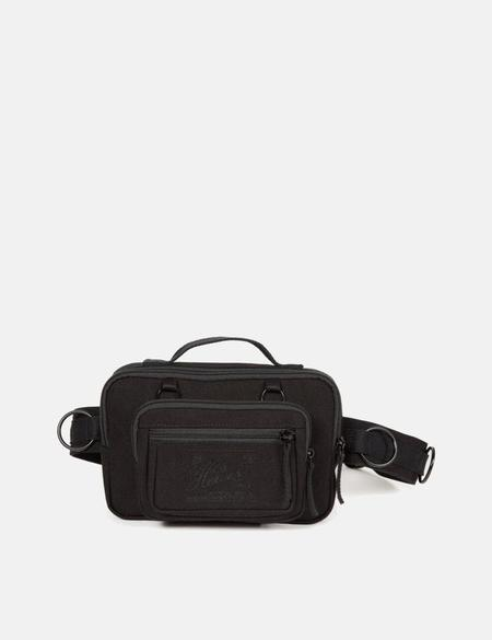 Unisex Eastpak x Raf Simons Waistband Loop Hip Bag - Black