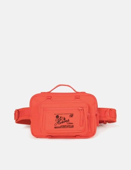 Eastpak x Raf Simons Waistband Loop Hip Bag - Orange