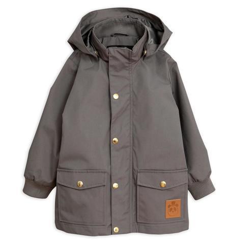 Kids Mini Rodini Pico Jacket - Grey