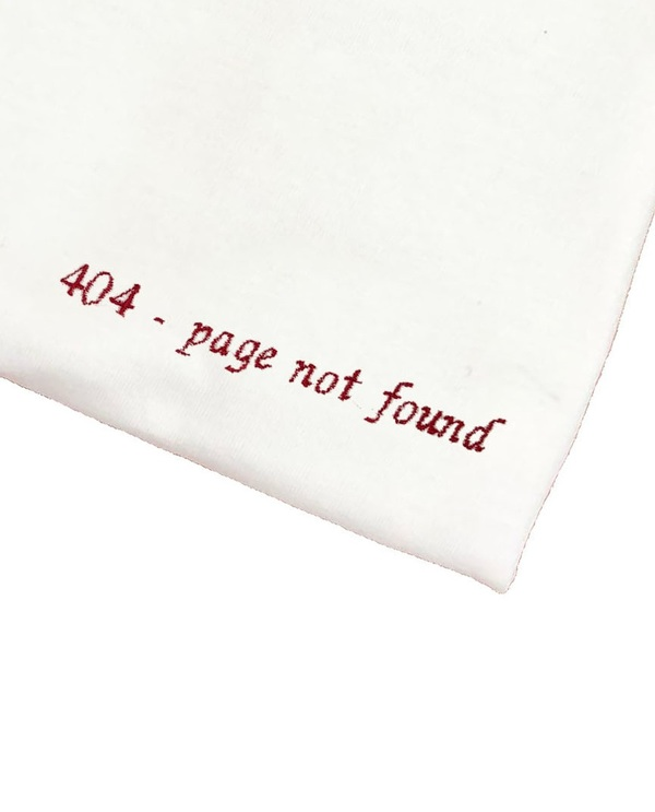 Unisex House of 950 404 - page not found tee shirt