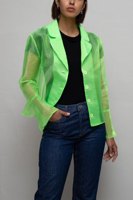 Hosbjerg Jasmine Blazer - Neon Green