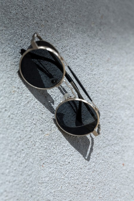 Valley Eyewear NICK FOUQUET - SILVER PALLADIUM