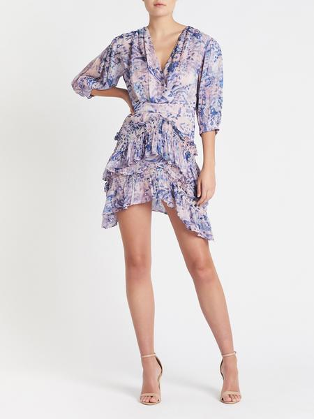 IRO Rahue Dress - purple