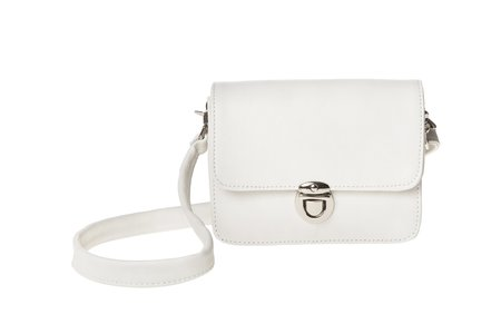 Clyde Delta Waist Bag - Off White