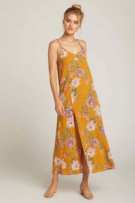 Flynn Skye Jeanette Slip Dress - Golden Hour