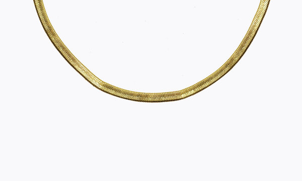 Eyland Douro choker necklace - gold