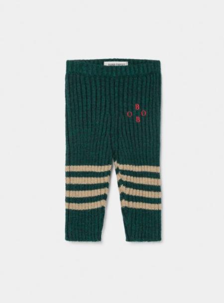 Kids Bobo Choses Knit Leggings