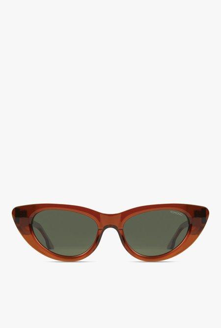 KOMONO Kelly Sunglasses - Rum