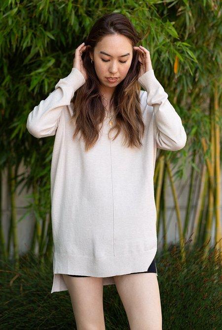 Azalea Marevic Sweater - Mocha