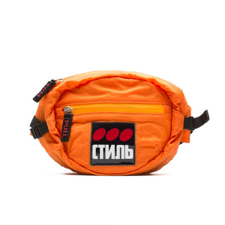 Heron Preston Dots CTNMB Fanny Pack - Orange