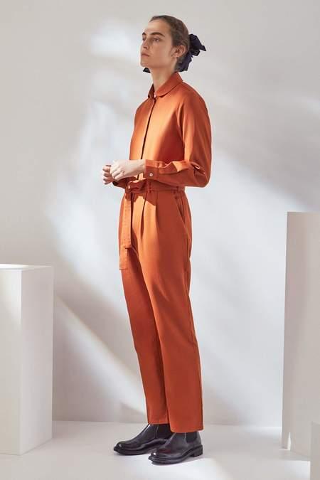 Kowtow Theo Jumpsuit - sienna