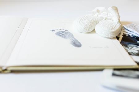 Kids Echo Art Bindery Baby Memory Book