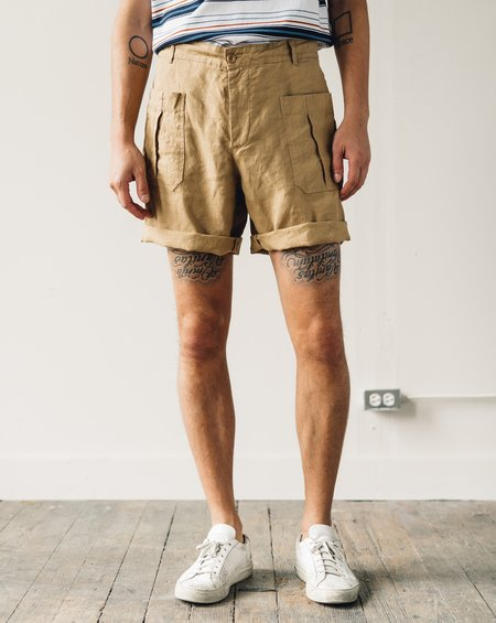 Arpenteur Olona Shorts - Camel